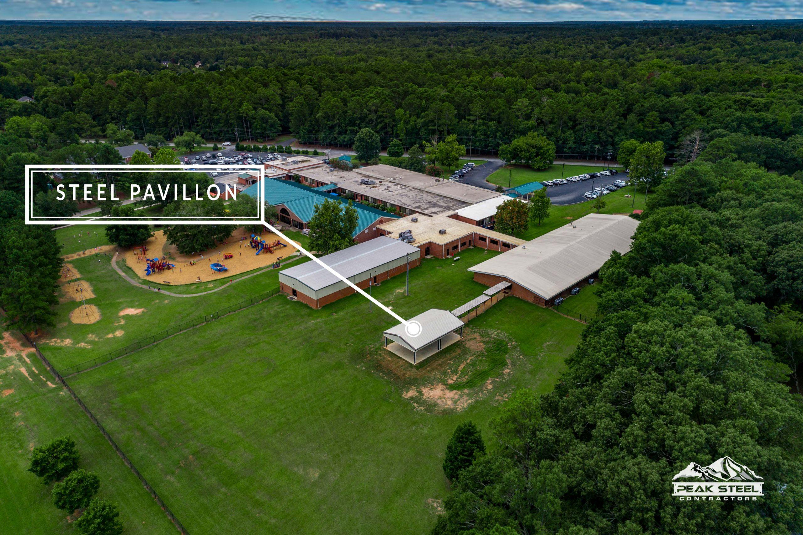 General Contracting by Peak Steel Contractors Madison, GA