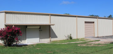 Peak Steel Contractors builds commercial metal buildings.